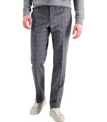 ax armani exchange men's slim-fit suit pants