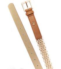 giani bernini metal link belt