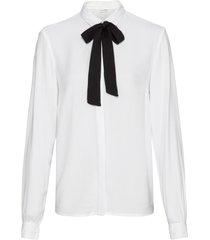 camicetta con fiocco (bianco) - bodyflirt