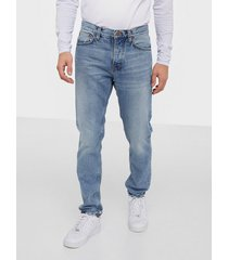 nudie jeans steady eddie ii sunday blues jeans denim