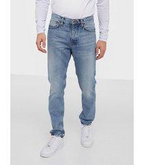 nudie jeans steady eddie ii sunday blues jeans denim