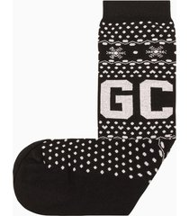 gcds winter socks m010076