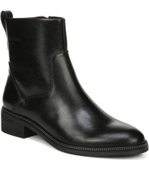 franco sarto brindle booties women's shoes