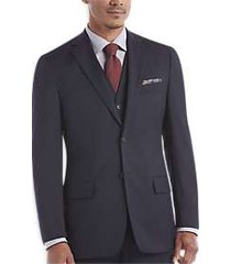 joseph abboud navy modern fit suit separates coat