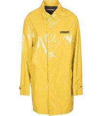 dsquared2 niagara falls rain coat