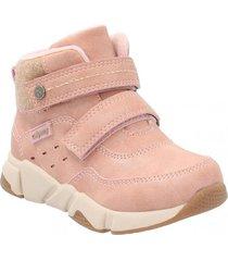 botas delta rosa calpany