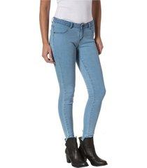 pantalon cat azul mujer 2810100-jha cat