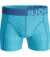 bjorn borg boxershorts 3-pak strokes blauw