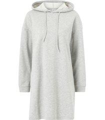 sweatshirtklänning onldreamer life sweat hood dress
