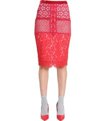 boutique moschino pencil skirt
