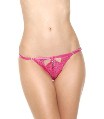 colaless fucsia playboy intimates sexy gift gloss