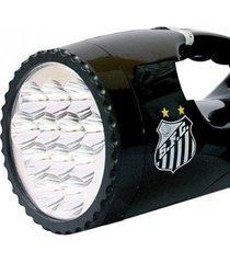 lanterna led - luminária recarregavel do santos