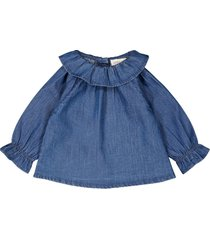 camicetta chambray lilie