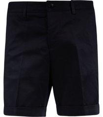 ami alexandre mattiussi buttoned shorts