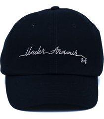 gorra negro under armour favorite cap
