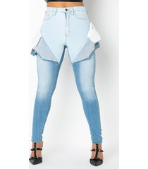 akira new version of me high waisted skinny jeans