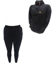 conjunto negro mezgo