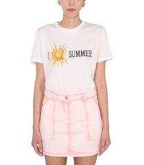 alberta ferretti i love summer t-shirt