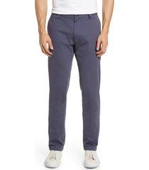 men's rhone commuter slim fit pants, size 36 - grey