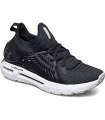 ua w hovr phantom rn shoes sport shoes running shoes svart under armour