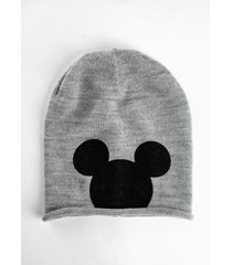 berretto con mickey mouse (nero) - disney