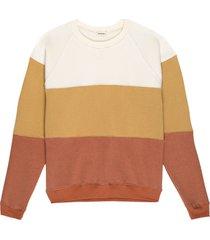 vintage fleece tri-crew sweatshirt