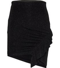 zilka kort kjol svart iro