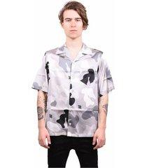 'camo' short sleeve shirt
