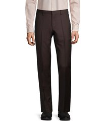 genesis slim-fit virgin wool dress pants