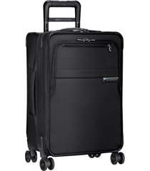 briggs & riley baseline 22-inch expandable spinner carry-on -
