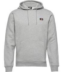 oklahoma hoodie trui grijs dickies