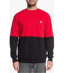 sweater dc shoes rebel edyft03495