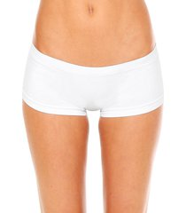 calcinha liberta boxer slim branca