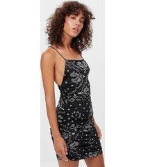 jurk met paisleyprint