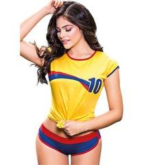 camiseta adulto femenino colombia marketing personal