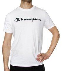 champion crewneck t-shirt big logo * gratis verzending * * actie *