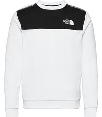 m ma crew sweat-shirt trui wit the north face