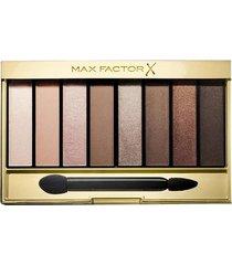 max factor masterpiece nude palette ögonskuggor