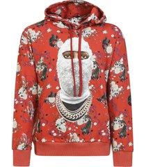 ih nom uh nit rg print with future hoodie