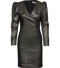 willowgz dress ye20 knälång klänning svart gestuz