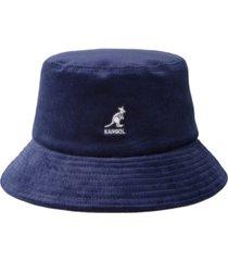 kangol men's corduroy bucket hat