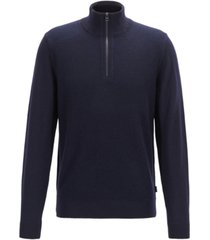 boss men's bizzino regular-fit sweater
