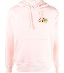 clottee beach club long-sleeve hoodie
