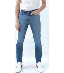 jean azul bravo slim fit chad