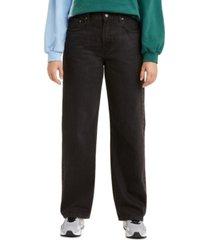 levi's straight-leg jeans