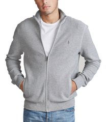polo ralph lauren men's cotton full-zip sweater