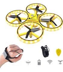 drone juguete control gestos con la mano entrega inmediata