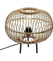 lampa stołowa bambus nori