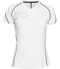 core coolskin tee t-shirts & tops short-sleeved vit newline