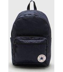 mochila azul converse go 2